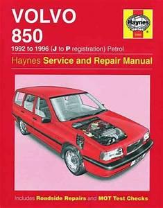 Volvo 850 1992-1996 Haynes Service Repair Manual