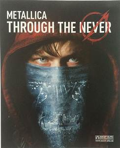 Metallica Through the Never Steelbook Review | MEIN ...