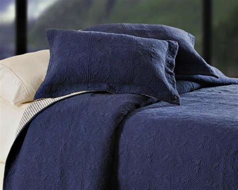 Navy Blue Quilts And Coverlets by Denim Navy Blue Matelasse Quilt Coverlet Bedroom Cpr