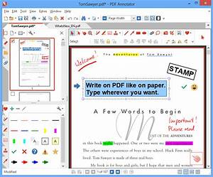 pdf annotator new version 6 pdf annotation software With software to annotate pdf documents