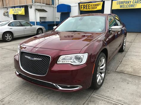 Cheap Cars For 300 by Used 2018 Chrysler 300 Limited Sedan 23 990 00