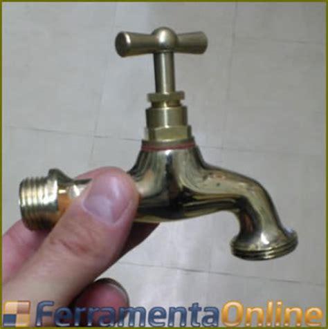 rubinetto a vite ferramentaonline shop rubinetto ottone a vite