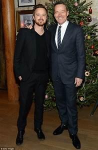 Bryan Cranston reunites with Breaking Bad's Aaron Paul at ...