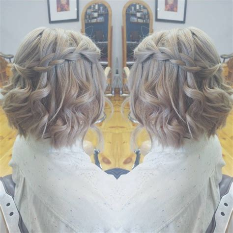 waterfall braid hairstyle ideas hairstyles weekly