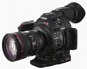 Cameras / Camcorders: Canon EOS C100 Mark II with EF 24-105mm IS Lens at Hunts Photo & Video