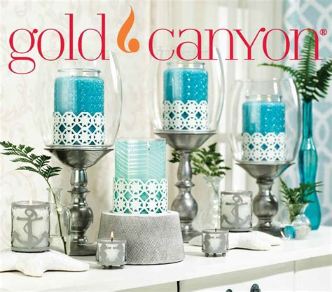 gold canyon candle direct sales company