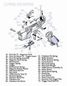 Diagram  1911 Pistol Parts Diagram