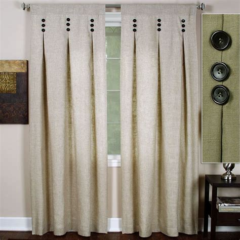 Contemporary Drapes Curtains  Draperies And Hardware