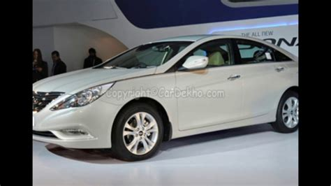 Hyundai Sonata Price, Launch Date In India, Review