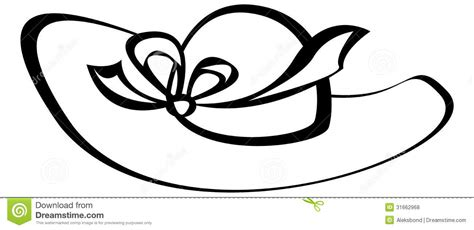 womens hat clipart   cliparts  images