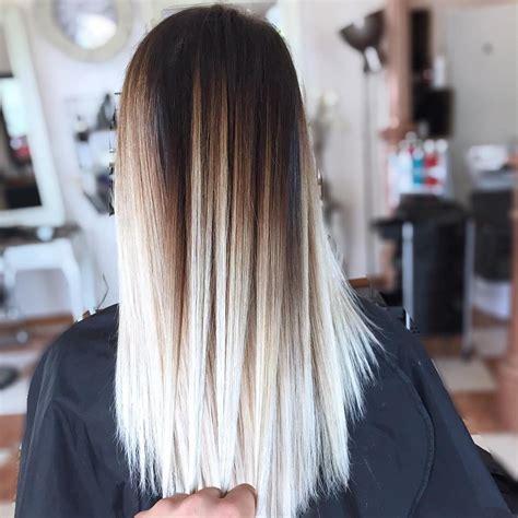 hottest ombre hair color ideas   short
