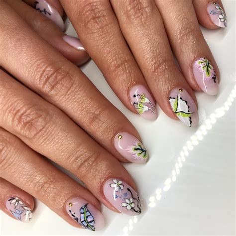 Épinglé sur la conception des ongles . belles idées de conception d'art d'ongle acrylique pour 2018 nouvelle mode tendance