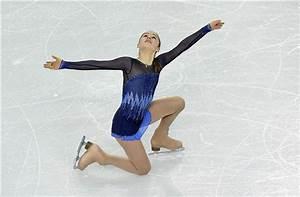 Yulia Lipnitskaya Russian 15 Year Old Figure Skater39s
