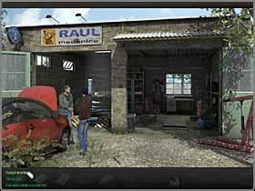 Azarra, Spain, April 18, 2008 - Workshop; antique shop ...