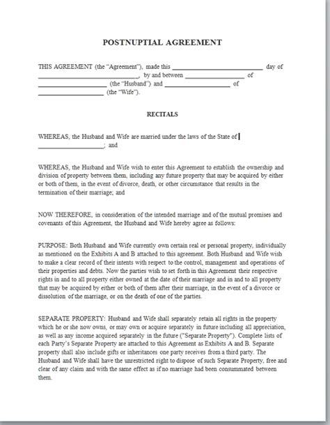 distributor agreement templates  word format