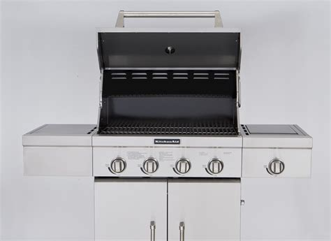 Kitchen Grill Price by Kitchenaid 720 0733a Costco Gas Grill Consumer Reports