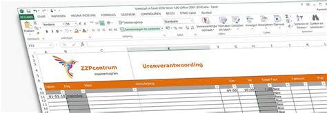 foto de Voorbeeld urenregistratie Excel? Tips voorbeelden & download