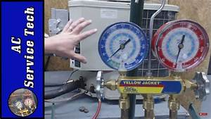 Explaination Of How To Pump Down An Air Conditioner