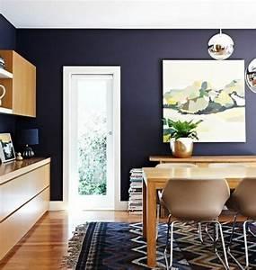 Décoration Murale Orientale : 1001 id es pour une d co maison couleur indigo ~ Teatrodelosmanantiales.com Idées de Décoration