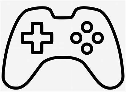 Controller Gaming Console Pad Outline Icon Play