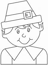 Coloring Pages Leprechaun Patrick Printable Hat Police Coloringpagebook Leprechauns Unicorn Popular Coloringhome Related sketch template
