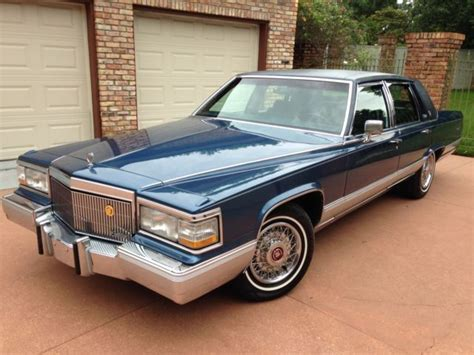 security system 1992 cadillac brougham seat position control 1992 cadillac brougham d elegance sedan 4 door 5 7l classic cadillac brougham 1992 for sale