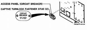 Access Panel  Circuit Breaker