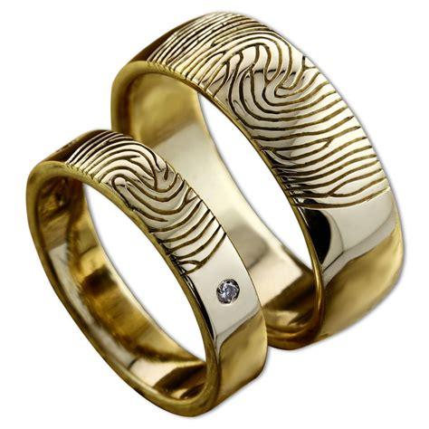 fingerprint wedding rings engagement rings dubai diana jewellery