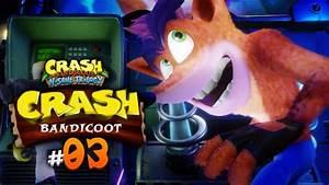 Crash Bandicoot N Sane Trilogy #3 (Chemas saltones) - YouTube