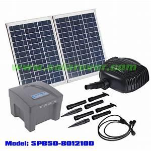 Solarpumpe Für Teich : solarpumpe f r wasserfall und teich filtration spb50 801210d sonnenenergiesystem produkt id ~ Orissabook.com Haus und Dekorationen