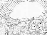 Haas sketch template