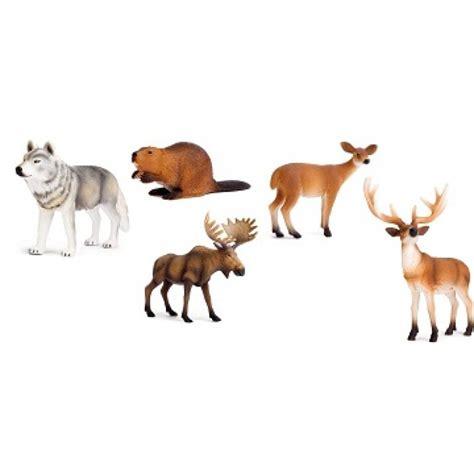 Meža dzīvnieki (8 gb.)