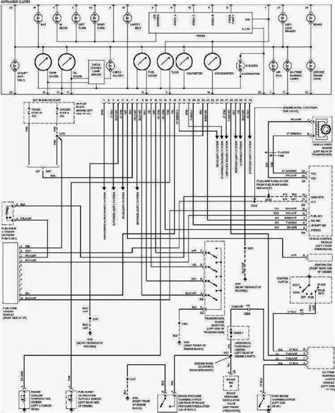 Silverado Speedometer Wiring Diagram by Wiring Diagrams And Free Manual Ebooks 1997 Chevrolet