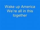 Miley Cyrus Wake Up America (Lyrics) - YouTube