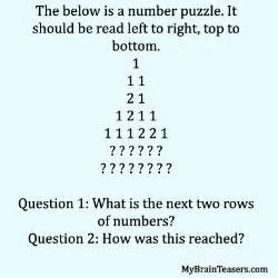 Pyramid Numbers Puzzle Brain Teaser