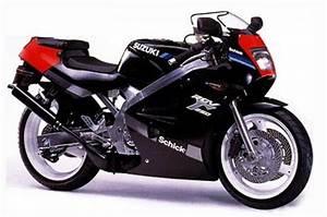 Suzuki Rgv250 Motorcycle Service Repair Manual 1987 1988