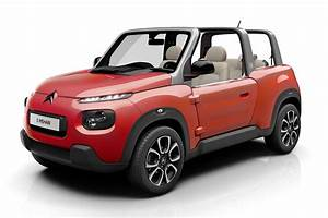 Citroën Mehari : new car debrief citroen e mehari car february 2016 by car magazine ~ Gottalentnigeria.com Avis de Voitures