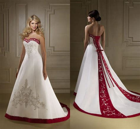 Discount 2016 Exquisite Sweetheart Red And White Wedding. Wedding Dress Lace Material. Indian Embroidery Wedding Dresses. Backless Wedding Dresses On Pinterest. Can A Corset Wedding Dress Be Taken Out. Lds Wedding Dresses Temple. Wedding Dresses Style Guide. Cheap Wedding Dresses Hong Kong. Cheap Wedding Dresses Size 24
