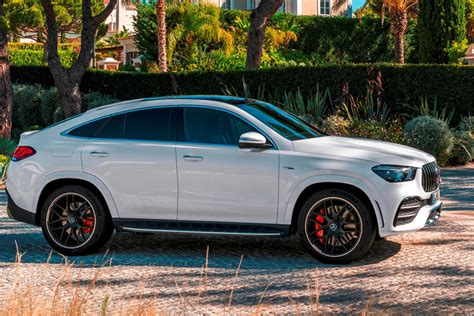 The fastback profile of the gle53 coupe costs more and swallows less stuff than its suv sibling. 2021 Mercedes-Benz AMG GLE 53 Coupe Exterior Photos | CarBuzz