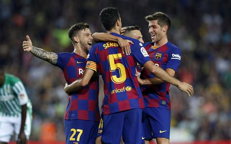 With camp nou it owns the largest football stadium in. FC Barcelona vs. Valencia: Back to LaLiga action