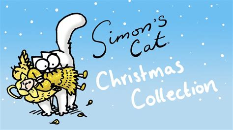 christmas tree: Astonishing Simon Cat Christmas Tree ...