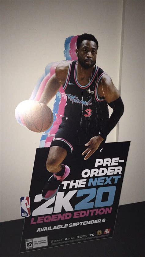 NBA 2K20 Release Date, WNBA & Dwyane Wade on the cover ...
