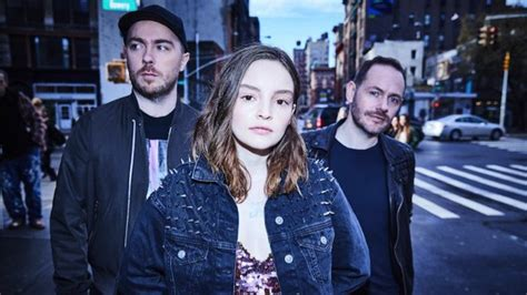 Graffiti Chvrches Lyrics : Chvrches Detail New Album, Love Is Dead