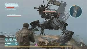 Defiance: Glitch- Get Pass Giant Robot(Dark Matter ...