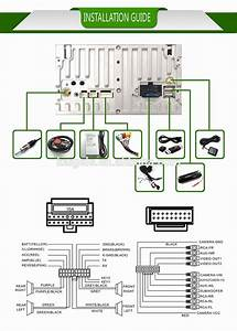 Dual Stereo Wiring Harness Diagram