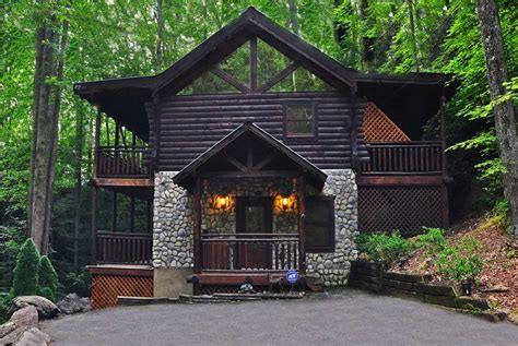 luxury cabins in gatlinburg gatlinburg 1 bedroom cabin rental in gatlinburg tn