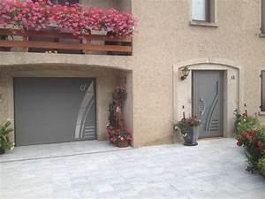 Garage Cormontreuil : photos de r alisations de portes de garage reims metz nancy longwy thionville verdun ~ Gottalentnigeria.com Avis de Voitures