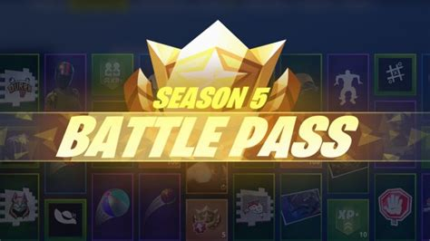 fortnite season  battle pass