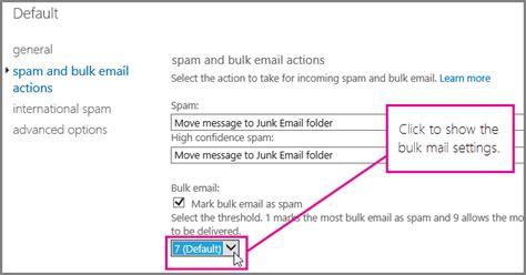 Office 365 Mail Headers by Blokker S 248 Ppelpost Med S 248 Ppelpostfilteret I Office 365 For