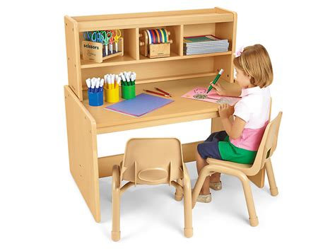 heavy duty space saver writing center  lakeshore learning